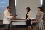 日本都市計画家協会賞の表彰式