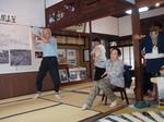 津屋崎盆踊り講習会