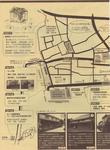 町家まつり散策マップ左面