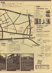 町家まつりチラシ散策マップ右面