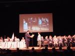 国土交通省大臣賞の授与式