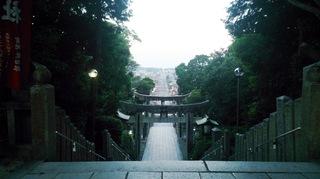 〈お知らせ〉0136:�@1608060547優・石段最上部からの眺望・「宮地嶽神社」参道009.jpg