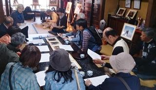 〈事務局日記〉0236:�@1503291313藍の家で懇談の「八女福島町並み保存会」003.jpg