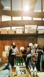 〈事務局日記〉0322:�@1710011547「豊村酒造」訪れた人たち・西日本新聞旅行ツアー004.JPG