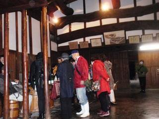〈企画事業〉083・�@1111181312糸島の古い建造物を保全活用する会ガイド豊村酒造04.JPG